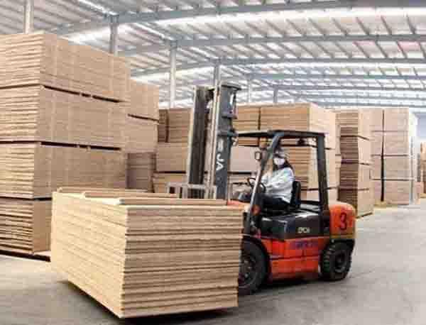 人造板工业  排污许可证申请与核发技术规范